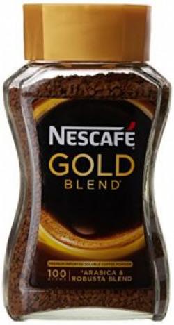 Nescafe Gold Premium Blend Instant Coffee 100g