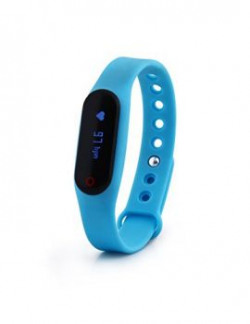 Fitmate Z2 Fitness Tracker With Heart Rate Monitor Blue