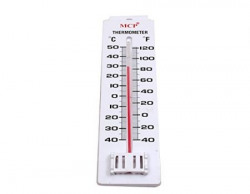 MCP Room Thermometer