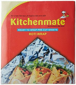 Kitchen Mate Roti Wrap  Pack of 50