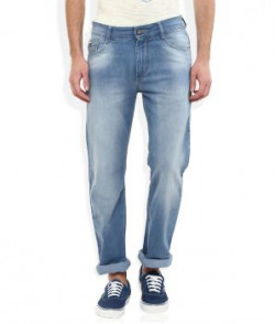 John Players Blue Regular Fit Jeans