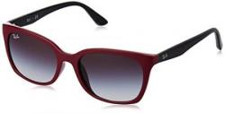 RayBan Gradient Square Sunglasses 0RB7060I62048G54
