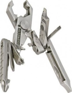 Swiss Tech ST53100 MicroMax 19in1 Key Ring MultiFunction Pocket Tool