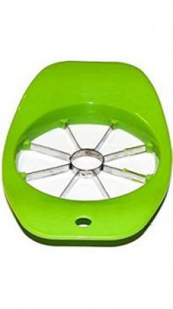 Tosmy Stainless Steel Premium Apple Cutter Multicolour