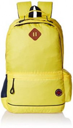 Tommy Hilfiger Yellow Casual Backpack THBTS14CRU