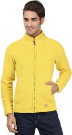 United Colors of Benetton Full Sleeve Solid Mens Sweatshirt
