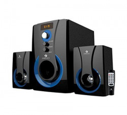 Zebronics SW2490 RUCF 21 Channel Multimedia Speakers