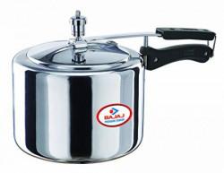 Bajaj Pressure Cooker 3 litres Silver