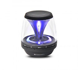 Zebronics ZEBBT015CF Sparkle Bluetooth Speakers Black
