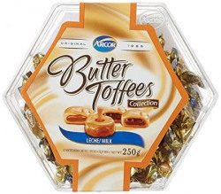 Arcor Butter Toffee Leche 250g