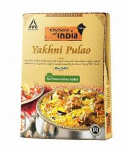 Kitchens Of India Yakhni Pulao 300 Gm