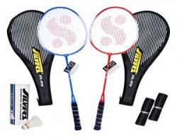 Silvers SIL970 COMBO4 Badminton Kit