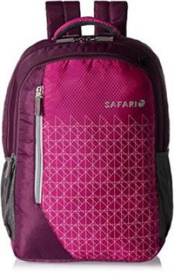 Safari 30 ltrs Casual Backpack BoogiePurpleCB