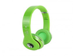 Acid Eye S460GREEN Bluetooth Headphone With FM and Calling