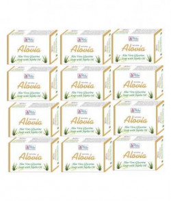 Besure Aloe Vera Soappack Of 1275gm Each