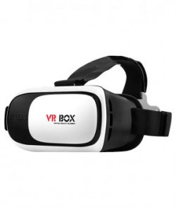 Ksj Vr02 Virtual Reality 3d Glass  White