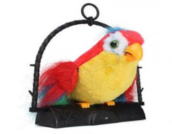 Generic Talking Parrot Repeats What You Say Cute Toys Bird Boxed