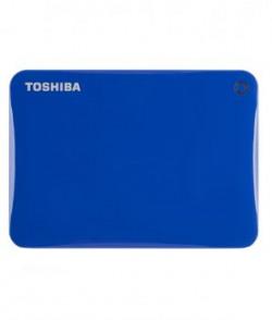 Toshiba 2 Tb Canvio Connect Ii Portable Hard Drive Using HDFC CC- Instant 10% off
