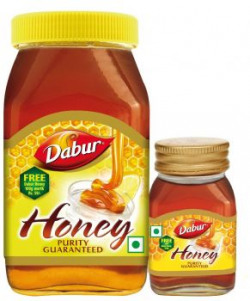 Dabur Honey 500 G With Free 100 G Honey