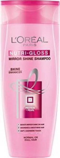 LOreal Paris Hair Expertise Nutrigloss Shampoo 175ml