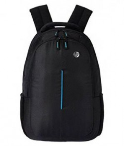 Runner Blue Laptop Bag  Black Manufactured For Hp Laptops
