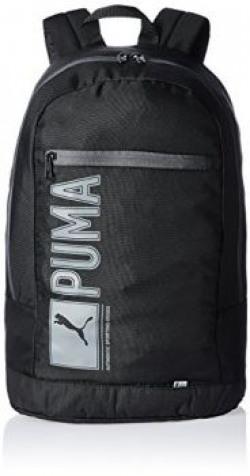 Puma Black Casual Backpack 7339101