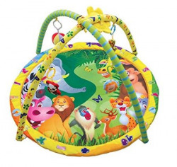 Twist And Fold Fun Jungle Baby Activity Gym  Newborn Playmat