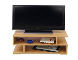 Forzza Daniel TV Unit Small Matt Finish Teak