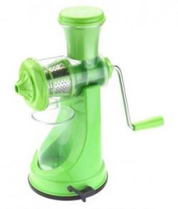 Magikware Green Plastic Fruit Juicer