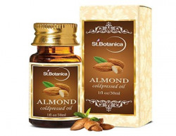 StBotanica Sweet Almond Pure Coldpressed Carrier Oil 30ml  Useful for Hair Skin