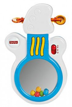 Fisher Price Rock N Roll Guitar Multi Color