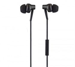 Sound One 007P In Ear Earphones with MIC Black