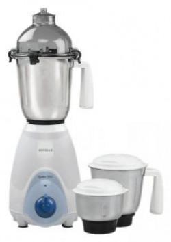 Havells Sprint 550Watt Juicer Mixer Grinder White and Blue
