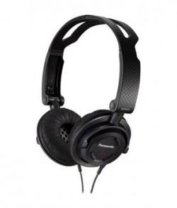 Panasonic Rpdjs150mk Over The Ear Headphone  Black