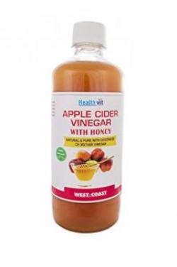 Healthvit Apple Cider With Honey  500 ml