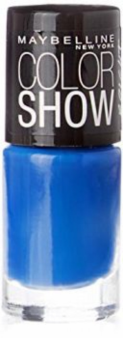 Maybelline Color Show Bright Sparks Blazing Blue 706