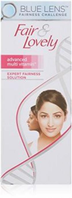 Fair amp Lovely Advanced Multi Vitamin Face Cream 80 g