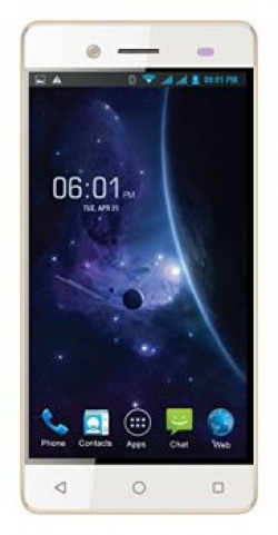 Reach Opulent X 4G Android Smartphone Gold