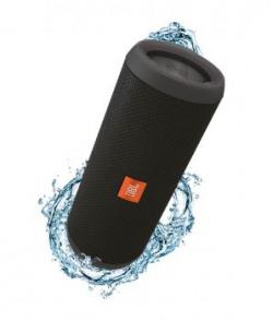 Jbl Flip 3 Portable Bluetooth Speaker  Black
