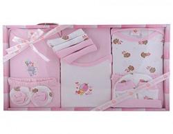 Mini Berry Baby Gift Set13 Pcs Pink New Born