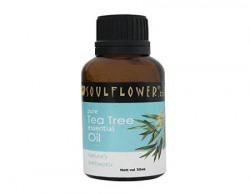 Soulflower Tea Tree Essential Oil 30ml