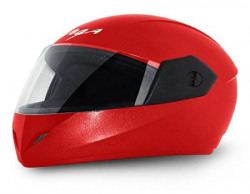 Vega Cliff Full Face Helmet Red M