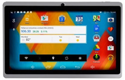 Domo Slate X15 Tablet 7 inch 8GB WiFi  3G via Dongle BlackWhite