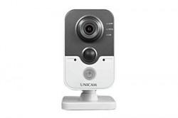 Unicam HIPC Internet Protocol 13 megapixel CCTV Infra Red Night Vision Camera