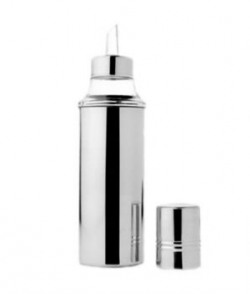 Classic Essentials Steel Oil Containerdispenser Set Of 1