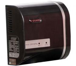 Vguard Mini Crystal Voltage Stabilizer black