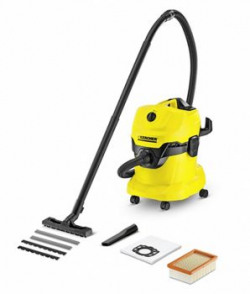 Karcher Mv 4 Yellow  Black Plastic Floor Cleaning