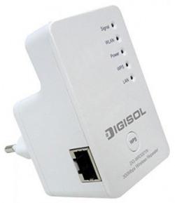 Digisol DGWR3001N Wireless Range Extender