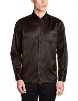 Mark Taylor Mens Casual Shirt 16110001477041MTSH01659340Black
