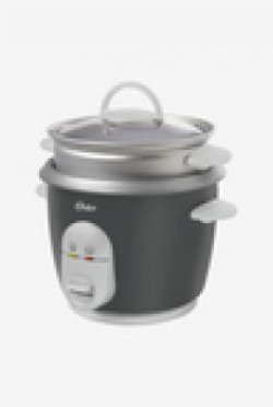 Oster CKSTRC4722049 1 L Rice Cooker With Steam Tray Grey